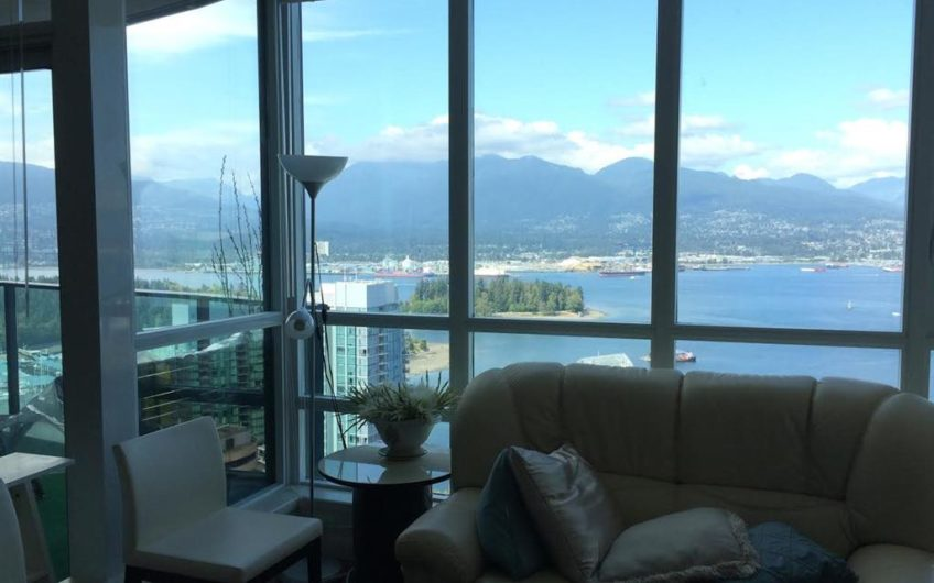 Spectacular Stanley Park view