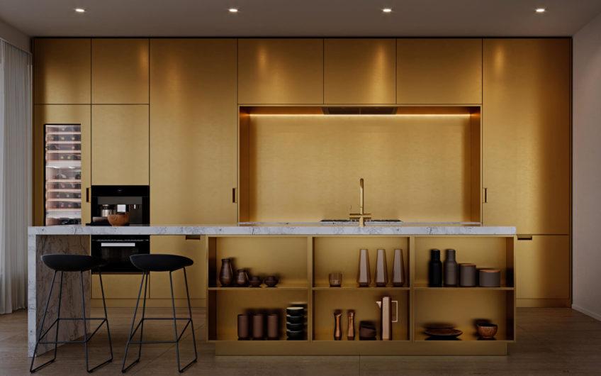One of a Kind Penthouse in Oakridge x Clémande