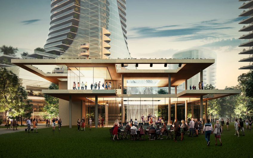 Strata Office – Invest in the Future of Oakridge
